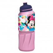 Бутылка пластиковая (спортивная 530 мл). Минни Хорошее настроение