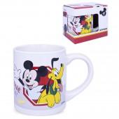 """Кружка в подарочной упаковке 220 мл """"Mickey Mouse"""" (Микки Маус) Дизайн 1, фарфор"""