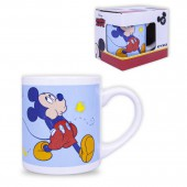 """Кружка в подарочной упаковке 220 мл """"Mickey Mouse"""" (Микки Маус) Дизайн 4, фарфор"""
