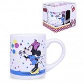 """Кружка в подарочной упаковке 220 мл """"Minnie Mouse"""" (Минни Маус) Дизайн 2, фарфор"""