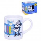 """Кружка в подарочной упаковке 220 мл """"Minnie Mouse"""" (Минни Маус) Дизайн 4, фарфор"""