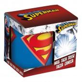 Кружка керамическая в подарочной упаковке (325 мл). Супермен Знак