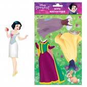 """Магнитная игра """"Принцесса Disney"""" Белоснежка с маркировкой Disney"""