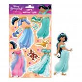 """Магнитная игра """"Принцесса Disney"""" Жасмин с маркировкой Disney"""