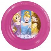 Миска пластиковая. Принцессы Дружные приключения