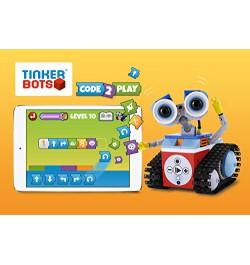 """Статья о конструкторе Tinkerbots """"Мой первый робот"""""""