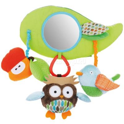 Skip*Hop. Игрушка на ручку коляски (8 занятий, с рождения). Друзья на дереве