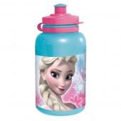 Бутылка пластиковая (спортивная, 400 мл). Холодное сердце