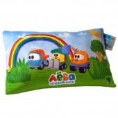 Подушка для детей Грузовичок Лёва