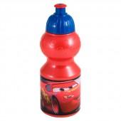 Бутылка спортивная малая (350 мл). Тачки