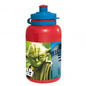 Бутылка пластиковая (спортивная, 400 мл). Звёздные войны