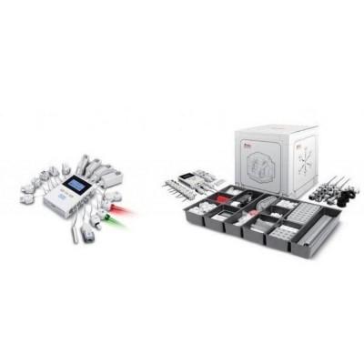 Творческий конструктор, моделирование и управление роботизированными системами