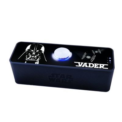 Lexibook Колонка беспроводная Звездные Войны Дарт Вейдер (Bluetooth, 2 х 3 Вт)