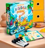 «Архитекторы Зоопарк»: настольная игра для юных архитекторов