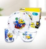 Посуда с миньонами для детей и взрослых