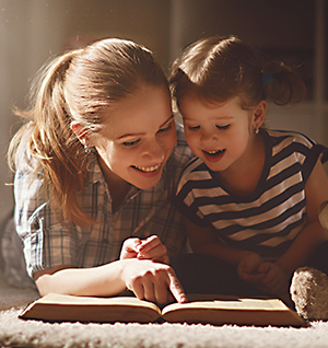 Вспоминаем любимые книжки и отмечаем праздник
