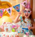 Новинки! Парафиновые свечи L.O.L. Surprise! и другие товары для праздника