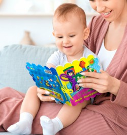 «Шнуровочки»: 4 книги-игрушки для самых маленьких
