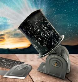 Домашний проектор для изучения звезд и созвездий