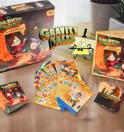 «Гравити Фолз»: новая настольная игра о приключениях