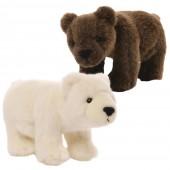 Игрушка мягкая (Jasper Polar Bear, ассортимент, 12,5 см). Gund