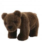 Игрушка мягкая (Jasper Polar Bear, коричневый, 12,5 см). Gund
