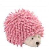 Игрушка мягкая (Ganley The Hedgehog Screen Cleaner, Ежик, розовый, 6,5 см). Gund