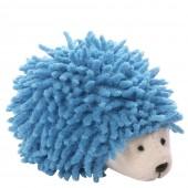 Игрушка мягкая (Ganley The Hedgehog Screen Cleaner, Ежик, голубой, 6,5 см). Gund