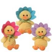 Игрушка мягкая (Flower Duck Sound Toy, ассортимент, 14 см). Gund