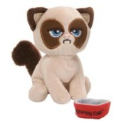 Игрушка мягкая (Box O Grump Grumpy Cat Everyday, 11,5 см). Gund