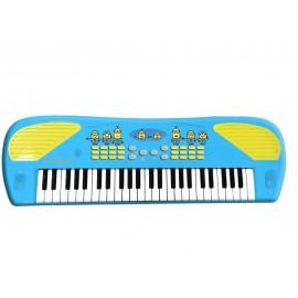 Электро-синтезатор Миньоны (49 клавиш)