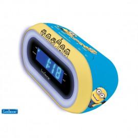 Часы-будильник Миньоны