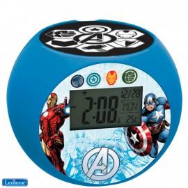 Часы-проектор Мстители