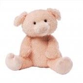 Игрушка мягкая (This little piggy, со звуком, 25,5 см). Gund