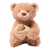 Игрушка мягкая (Rock-a-Bye Baby Bear, со звуком, 25,5 см). Gund