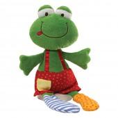Игрушка мягкая (Sock Hop Ribbitz  35,5 см). Gund