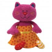 Игрушка мягкая (Sock Hop Chime Missy Meow  20 см). Gund