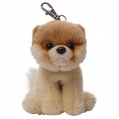 Игрушка мягкая (Itty Bitty Boo Backpack Clip, 12,5 см). Gund