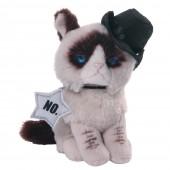 Игрушка мягкая (Grumpy Cat Cowboy, 12,5 см). Gund