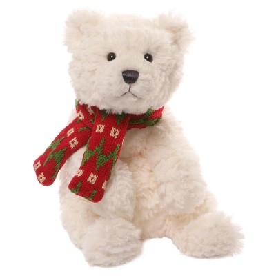 Игрушка мягкая (Bluster Polar Bear Small, 30,5 см). Gund