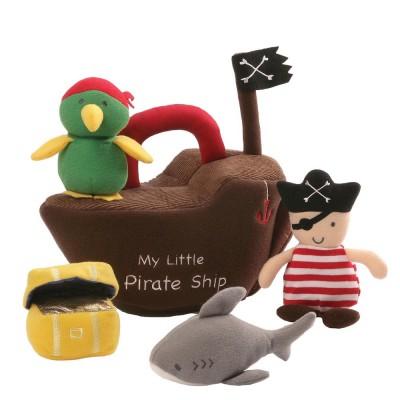 Игрушка мягкая (Pirate Ship Play Set, 21 см). Gund