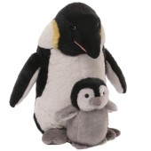 Игрушка мягкая (Mummy & Me Penguin, 25,5 см). Gund