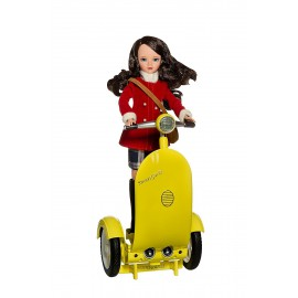 Сигги1 Желтый с куклой Мария