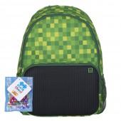 Рюкзак Pixie зеленый, городской
