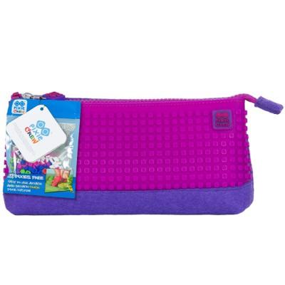 Пенал Pixie пурпурный-фукси, маленький