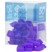 Набор Pixie  50шт, пурпурный