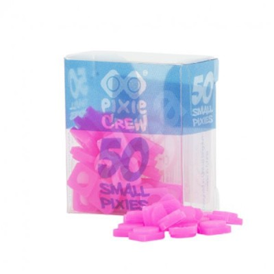 Набор Pixie  50шт, неоново-розовый