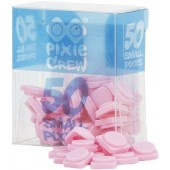 Набор Pixie  50шт, розовый