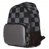 Рюкзак Pixie черно-серый, городской
