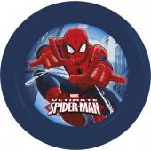 Тарелка пластиковая. Великий Человек-паук